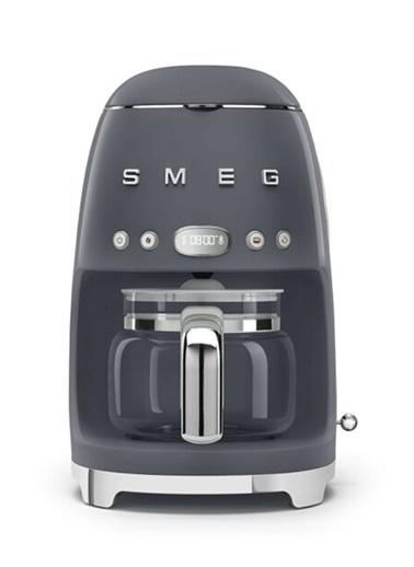 Smeg Barut Gri Filtre Kahve Makinesi Gri